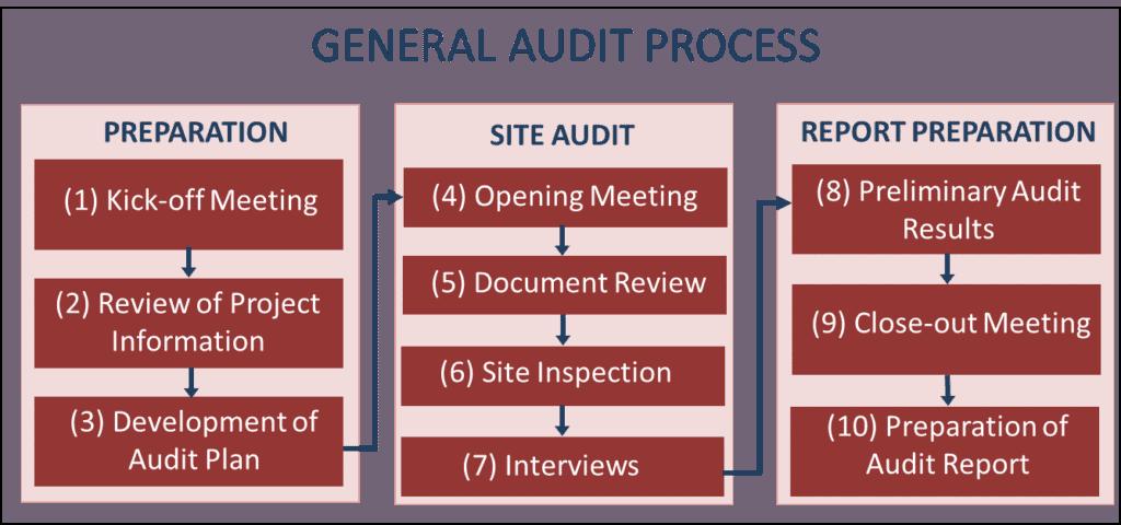 General Audit Process