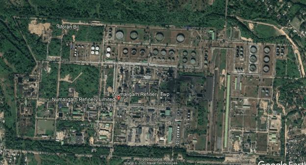 NRL Refinery Assam